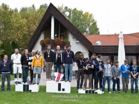 12 futamból bajnok a Kereked VK csapata