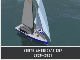2021 – ben is lesz Youth America's Cup
