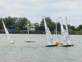 22. - ik Óvár regatta - Báger tó Kupa