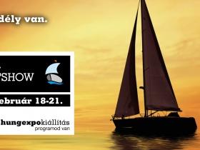 25. jubileumi Budapest Boat Show