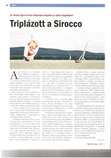 Rólunk írták: Ügyvéd Kupa az Ügyvédek lapjában