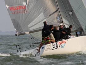 ProAm győztes az FGF Sailing Team