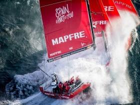 A 2017 – 18 – as Volvo Ocean Race a rekordok versenye volt