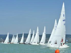 A Balatonfüredi Yacht Club rendezheti a Dragon vitorlás hajóosztály Európa-bajnokságát 2018-ban