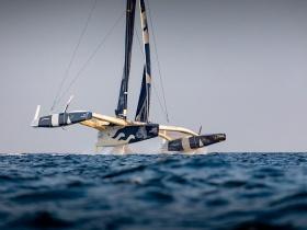 A Gitana nyerte a Brest Atlantique Race – t