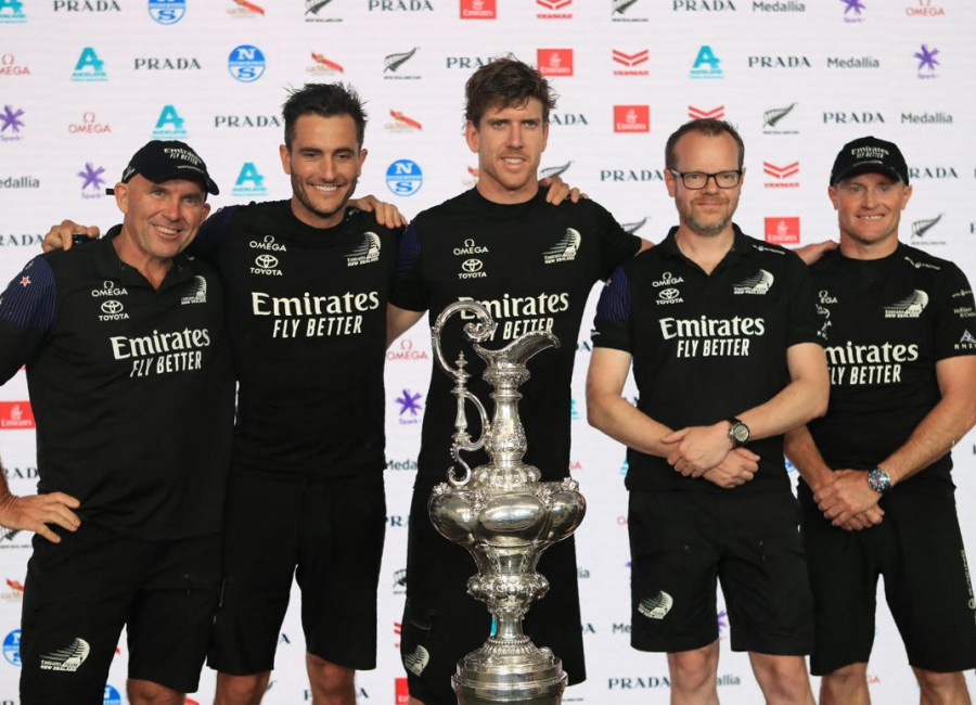 A magyar Gömböcről elnevezett szoftverrel diadalmaskodott az Emirates Team New Zealand