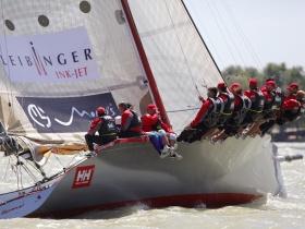 A PICABO a Pünkösdi regatta leggyorsabb hajója