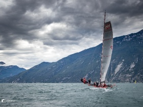 A Raffica Sailing Team négy rangos tókerülő győzelemmel zárja az idei szezont