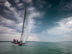 A Raffica Sailing Team nyerte a Kékszalagot az egytestűek kategóriájában