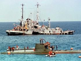 Amikor halászháló fogta ki az Észak - Koreai  tengeralattjárót