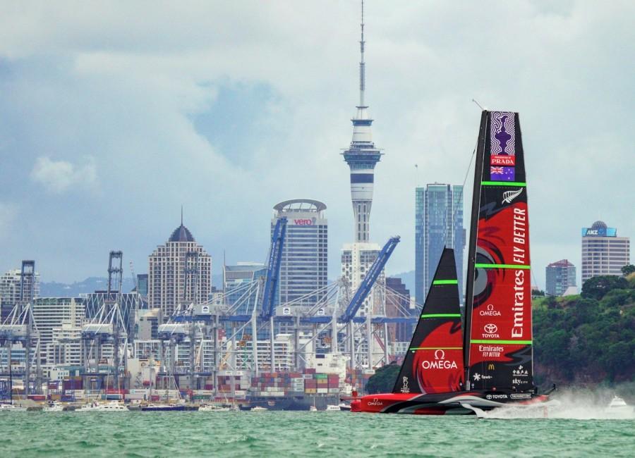Az Emirates Team New Zealand nyerte az Amerika-kupát