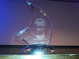 Az Év Európai Hajója díj nyertesei - 2014