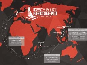 Az IDEC Sport Ázsiai rekordkísérletei