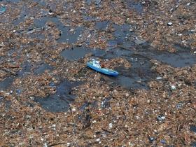 Az óceán tönkrement