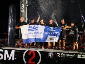 Az RSM2 nyerte az 52. Kékszalag Raiffeisen nagydíjat