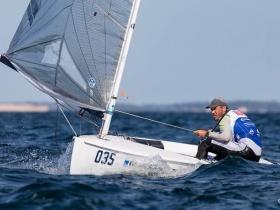 Berecz Zsombor és Érdi Mári is a második helyen áll a XXII. Olympic Week regattán Gran Canarián