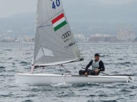 Berecz Zsombor második lett Palma de Mallorca - n