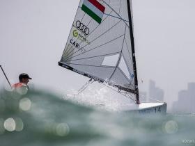 Berecz Zsombor Világbajnoki bronzérmet nyert Melbourne - ben