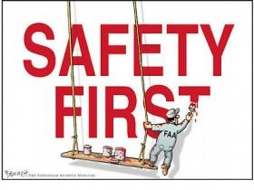 Biztonságos vitorlázás a Kékszalagon