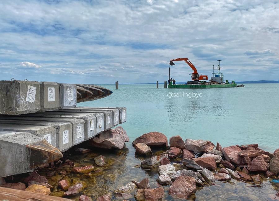 BYC - Kikötői beruházás tájékoztatás!!!