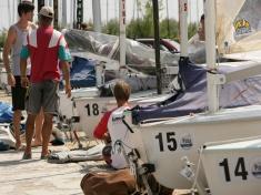 Megkezdődött a Pata Boats FINN JUNIOR VB
