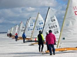 Indul a jégvitorlázó szezon