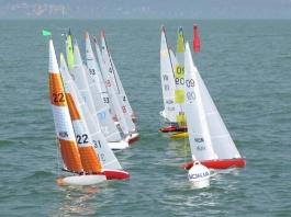 Látogatható a XV. NAVIGA RC Sailing VB hivatalos oldala