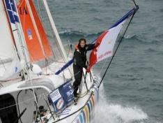 Michael Desjoyeaux győzött, Rouland Jourdain feladta