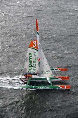 Földközi-tengeri rekordkísérlet