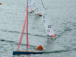 RC sailing: bemelegítés két fronton