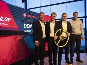 Dánia is beszáll a SailGP – be