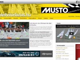 Egy új oldal: modellvitorlazas.hu