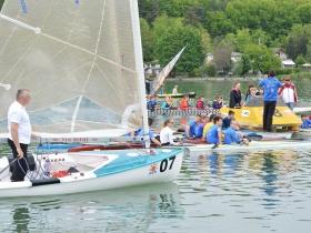 Elkezdődött a 49. orfűi vitorlás és vízi-sport évad!