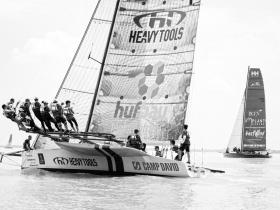 Első vízre szállás, első méterek, első verseny.