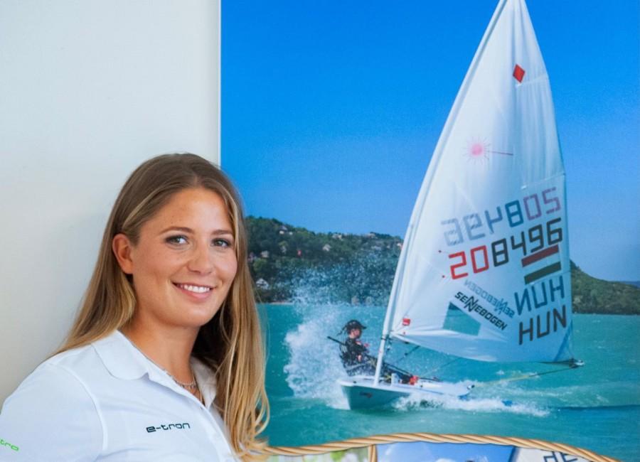 Érdi Mária: Az olimpia előtt Portugáliában ülök még hajóba