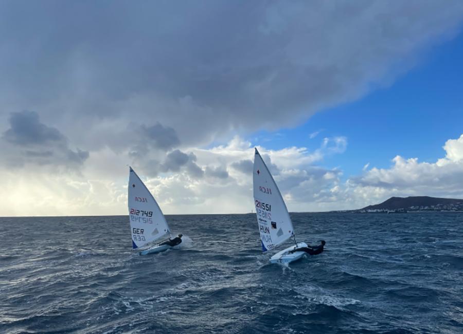 Érdi Mária bizakodó a Lanzarote Olympic Winter Series előtt