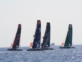 Extreme Sailing Series - isztambuli beszámoló