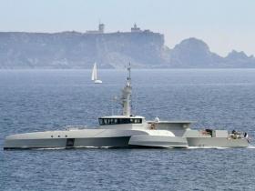 Forradalmian új hadihajót épít egy dél-franciaországi hajógyárban egy magyar vállalkozás.