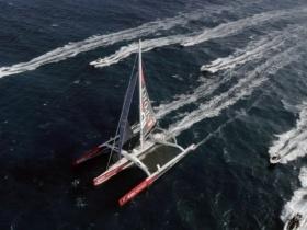 Francis Joyon új rekordja a Mauritius Route - on