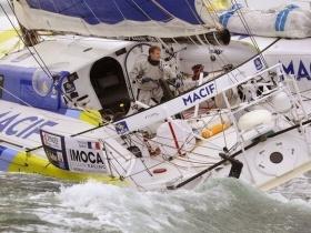 Francois Gabart távolsági rekordja