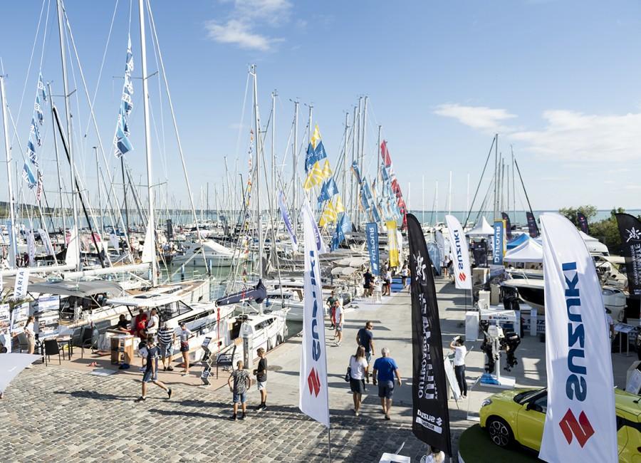 Hamarosan kezdődik a Balaton Boat Show