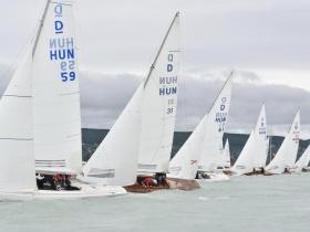 Hétvégén Johan Anker Kupa és a Folkboat OB Balatonfenyvesen