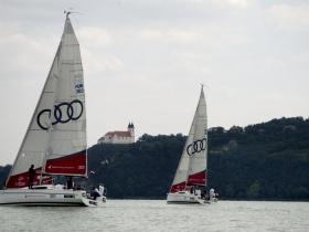 Horvát tengeri hajóvezetői engedély az Audi Sailing Academy-től