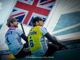Iain Percy és Anders Ekström nyerte a 2019 – es SSL Final - t