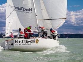 J24: a 2014-es évad összetett ranglista első helyezettje a NordTelekom S.T.