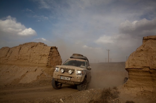 Jaguar tesztvezetés és Land Rover offroad vetélkedő