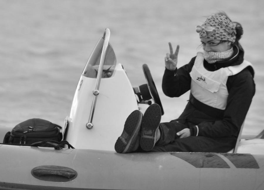 Jolle-versenyektől a chartercégig - nőként is életpálya a vitorlázás