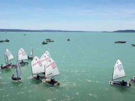 Kereked Ifjúsági Kupa 2020: több mint 200 hajó, sok futam, tökéletes verseny