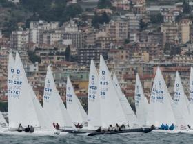 Két magyar hajó is versenyez a San Remó-i Dragon Európa-bajnokságon