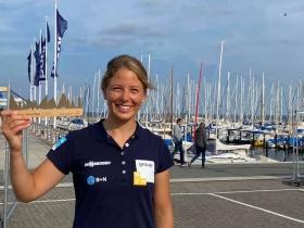 Kieler Woche – Érdi Mária dobogóra állt az egyik legrangosabb nemzetközi versenyen